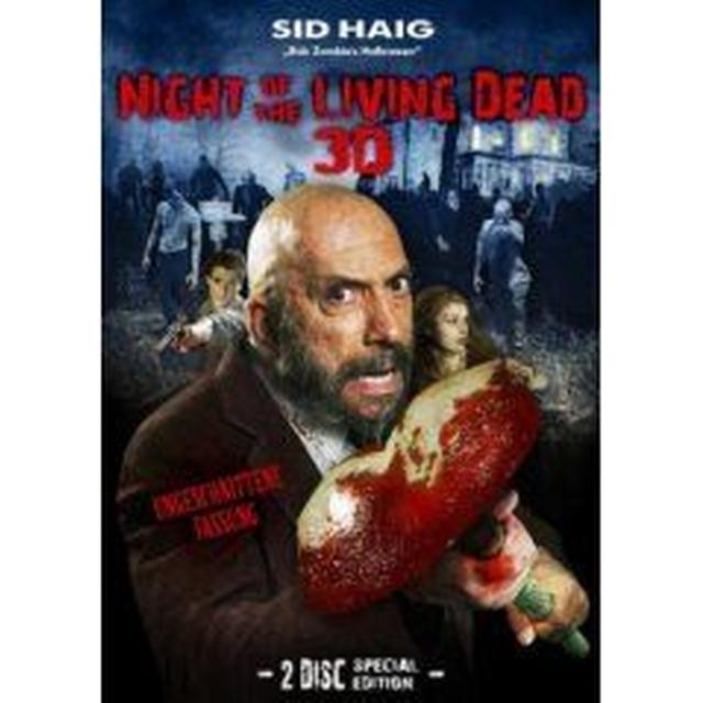 Night of the living Dead 3D (2007) Special Edition (inkl. 2x 3D Brillen + 3D Covercard) - (2 Disc Set) [DVD]